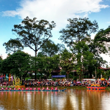 Water Festival, Siem Reap, Cambodia