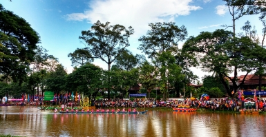 Water Festival, Siem Reap, Cambodia