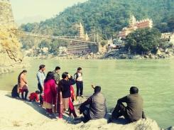 Ganges River, Rishikesh, India