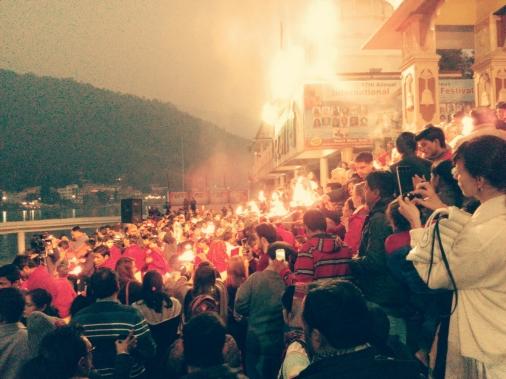 Aarti Ganga, Rishikesh